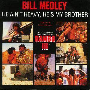 Bill Medley: He Ain't Heavy, He's My Brother - Cover