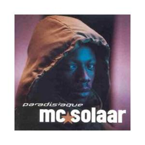 Cover - MC Solaar: Paradisiaque