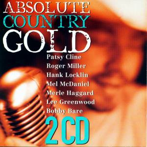 Cover - Troy Shondell: Absolute Country Gold