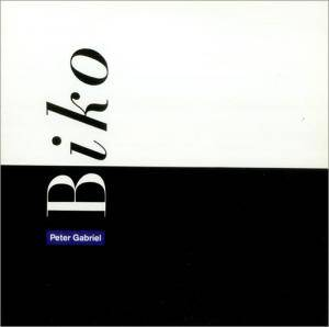 Peter Gabriel: Biko - Cover