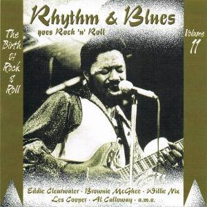 Cover - V & BB: Rhythm & Blues Goes Rock 'n' Roll - Volume 11 - Series Two