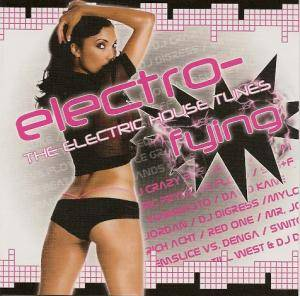 Cover - David Guetta Vs. The Egg: Electro-Fying - The Electric House Tunes