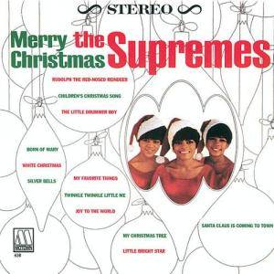 The Supremes: Merry Christmas - Cover