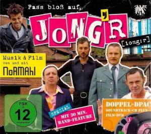 Cover - NoRMAhl: Jong'r