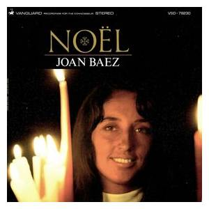 Joan Baez: Noël - Cover