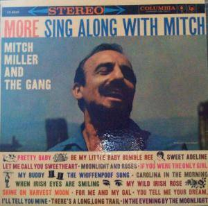 Cover - Mitch Miller & The Gang: More Sing Along With Mitch