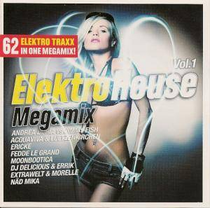 Cover - Klaas: Elektro House Megamix Vol. 1