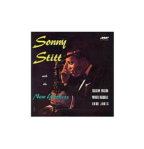 Cover - Sonny Stitt: With The New Yorkers