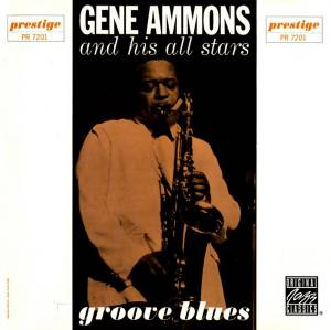 Cover - Gene Ammons: Groove Blues