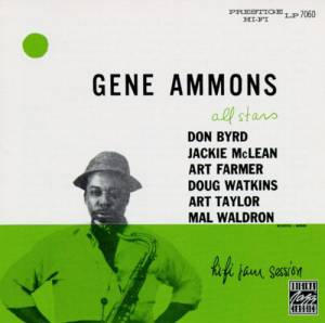 Cover - Gene Ammons: Jammin' With Gene