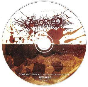 Aborted: Goremageddon - The Saw And The Carnage Done (CD) - Bild 3