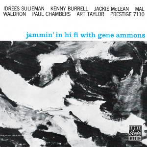 Cover - Gene Ammons: Jammin' In Hi-Fi With Gene Ammons
