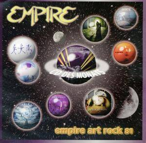 Empire Art Rock - E.A.R. 81 - Cover