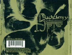 Buckcherry: 15 / Black Butterfly (3-CD) - Bild 5