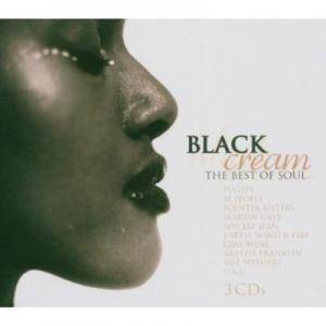 Cover - John Taylor: Black Cream - The Best Of Soul