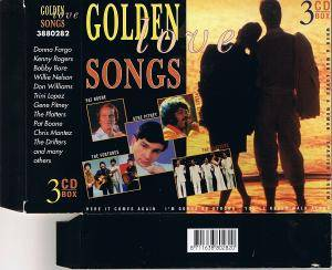Cover - Jerry Butler & Betty Everett: Golden Love Songs