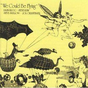 Cover - Karin Krog: We Could Be Flying