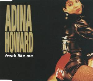 Cover - Adina Howard: Freak Like Me