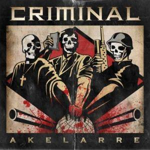 Cover - Criminal: Akelarre