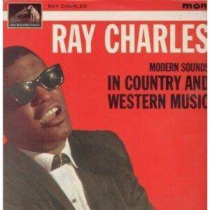 Ray Charles: Modern Sounds In Country And Western Music - Cover