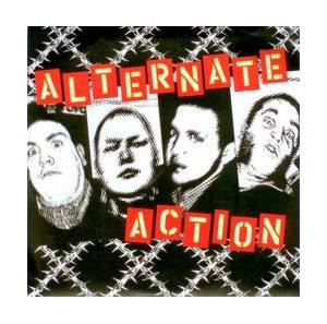 Alternate Action: Alternate Action - Cover