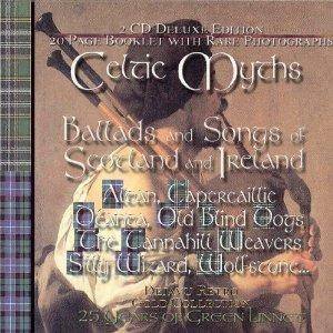 Cover - Relativity: Celtic Myths - Ballads And Songs Of Scotland And Ireland