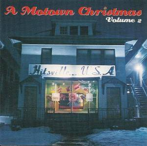 Cover - Funk Brothers, The: Motown Christmas Vol. 2, A