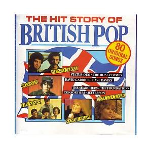 Cover - Jefferson: Hit Story Of British Pop, The