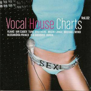 Cover - Michi Lange: Vocal House Charts Vol. 02