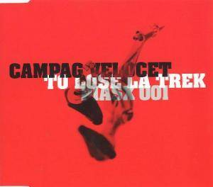 Cover - Campag Velocet: To Lose La Trek