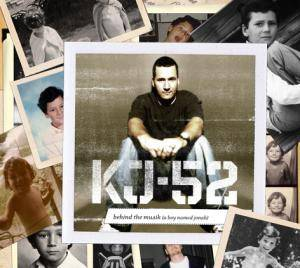 Cover - Kj-52: Behind The Musik (A Boy Named Jonah) Deluxe Edition