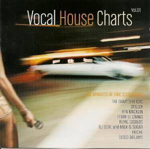 Cover - Twisted Society Feat. Vernon J Price: Vocal House Charts Vol. 01