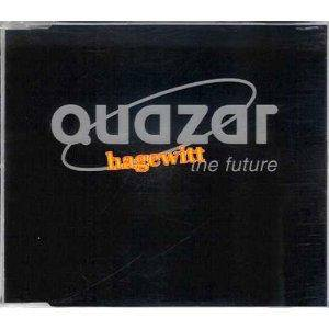 Quazar: Future, The - Cover