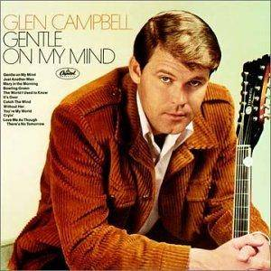 Cover - Glen Campbell: Gentle On My Mind