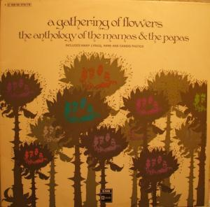 Mamas & The Papas, The: Gathering Of Flowers, A - Cover