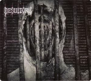 Desultory: Counting Our Scars - Cover