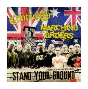 "Marching Orders / Control: Stand Your Ground (Split-7"") - Bild 1"