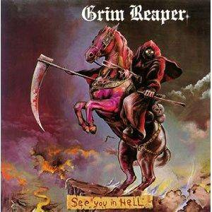 Grim Reaper: See You In Hell - Cover