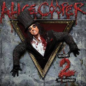 Alice Cooper: Welcome 2 My Nightmare - Cover