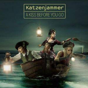 Katzenjammer: Kiss Before You Go, A - Cover