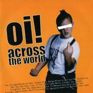 Oi! Across The World - Cover