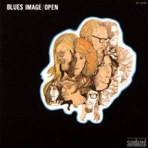 Blues Image: Open - Cover