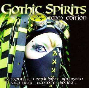 Gothic Spirits - EBM Edition - Cover