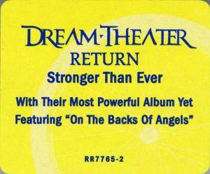 Dream Theater: A Dramatic Turn Of Events (CD) - Bild 6