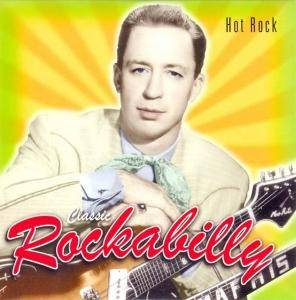 Cover - Sammy Masters: Classic Rockabilly - Hot Rock