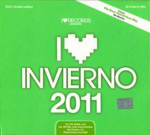 Cover - New Life Generation: I Love Invierno 2011