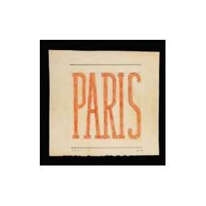Cover - Van Dyke Parks: Dreaming Of Paris/ Wedding In Madagascar (Faranaina)