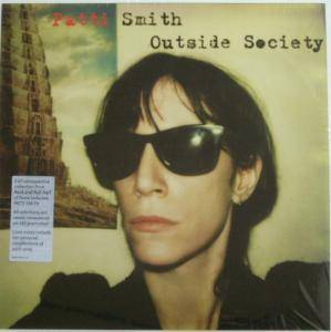 Patti Smith: Outside Society - Cover