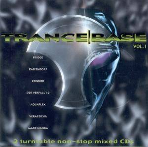 Trance Base Vol. 01 - Cover