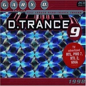 Gary D. Presents D.Trance 9 - Cover